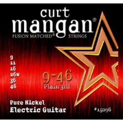 CURT MANGAN 9-46 Pure Nickel Wound