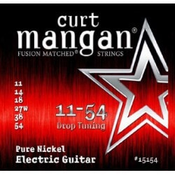 CURT MANGAN 11-54 Pure Nickel Wound