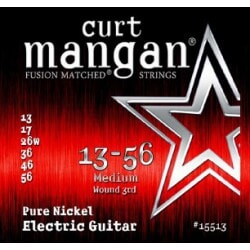 CURT MANGAN 13-56 Pure Nickel Wound