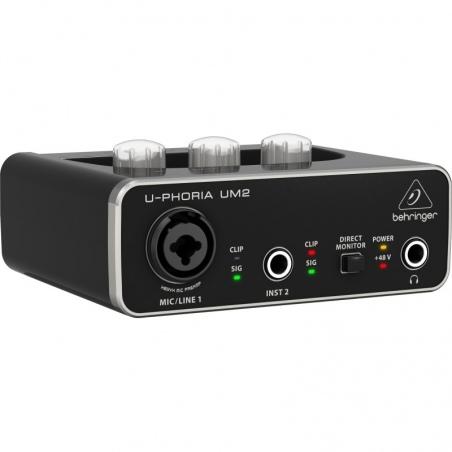 BEHRINGER UM2 - interfejs audio