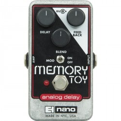 ELECTRO-HARMONIX MEMORY TOY...