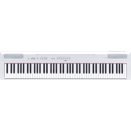 YAMAHA P-115WH PIANINO CYFROWE - OUTLET