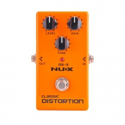 NUX DS-3 CLASSIC DISTORTION...