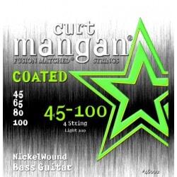 CURT MANGAN 45-100 Nickel Bass COATED