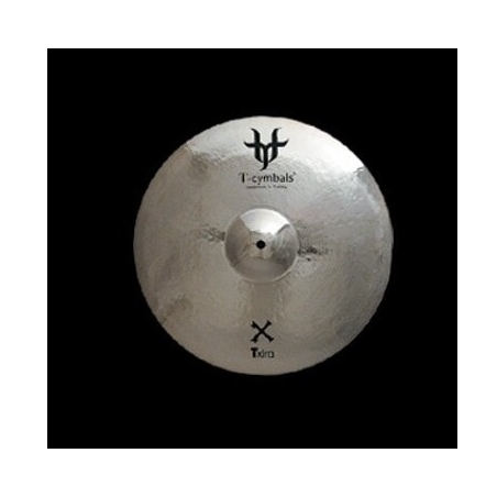 """T-CYMBALS TXTRA EFX SPLASH 6"""" - OUTLET"""