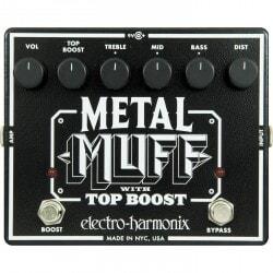 ELECTRO-HARMONIX METAL MUFF...