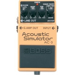 BOSS Acoustic Simulator AC-3