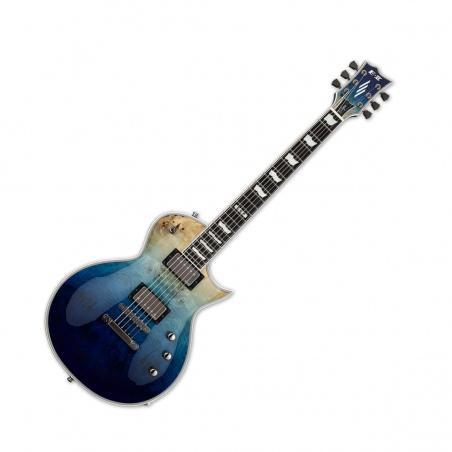 ESP E-II ECLIPSE BM BLUE NAT FADE