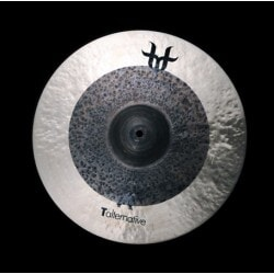 T-CYMBALS T-ALTERNATIVE LIGHT CRASH 17