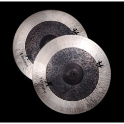 T-CYMBALS T-ALTERNATIVE MEDIUM HI-HAT 14