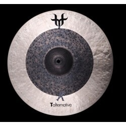 T-CYMBALS T-ALTERNATIVE MEDIUM RIDE 20