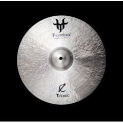 T-CYMBALS T-CLASSIC MEDIUM CRASH 18