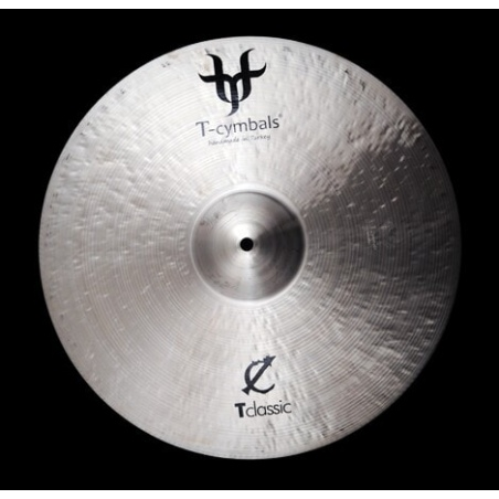 T-CYMBALS T-CLASSIC RIDE 20