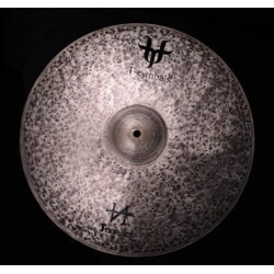 T-CYMBALS T-NATURAL LIGHT RIDE 20