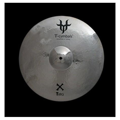 T-CYMBALS T-XTRA CRASH 16