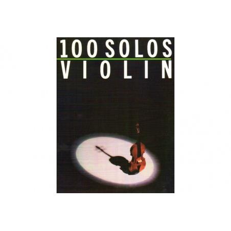 PWM 100 SOLOS VIOLIN