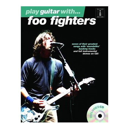 PWM FOO FIGHTERS PLAY GUITAR WITH
