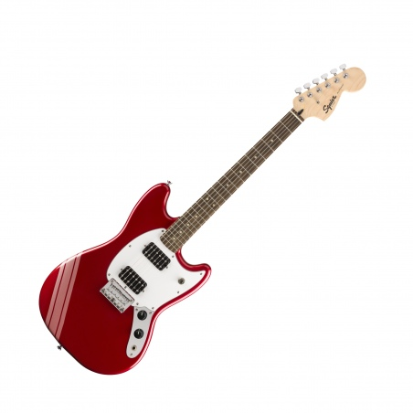 FENDER SQUIER BULLET MUSTANG HH COMPETITION LRL CAR