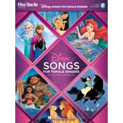 DISNEY SONGS FOR FEMALE...