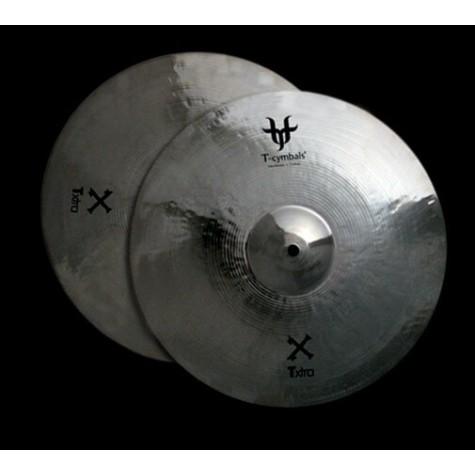 T-CYMBALS T-XTRA MEDIUM HI-HAT 14