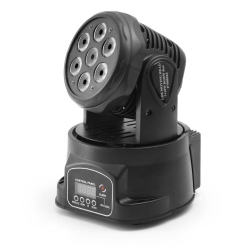 FLASH LED MOVING HEAD WASH...