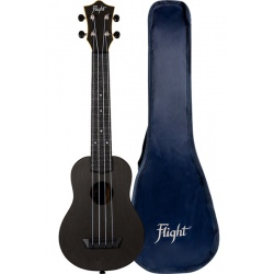 FLIGHT TUSL35 BK UKULELE...