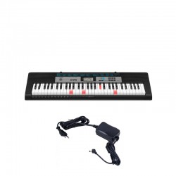 CASIO LK-136 KEYBOARD +...
