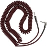 FENDER PROFESSIONAL COIL CABLE 30 RED TWD