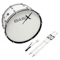 GEWA BASIX BĘBEN MARSZOWY 24X12 F893.121