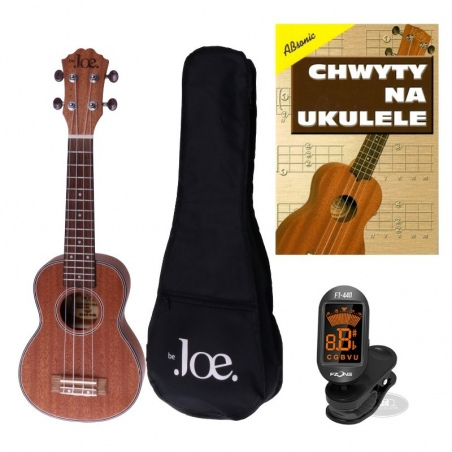 UKULELE START PACK MINI - ZESTAW