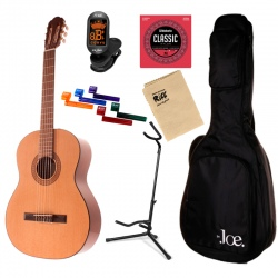 BE JOE GC-204 4/4 S GITARA...