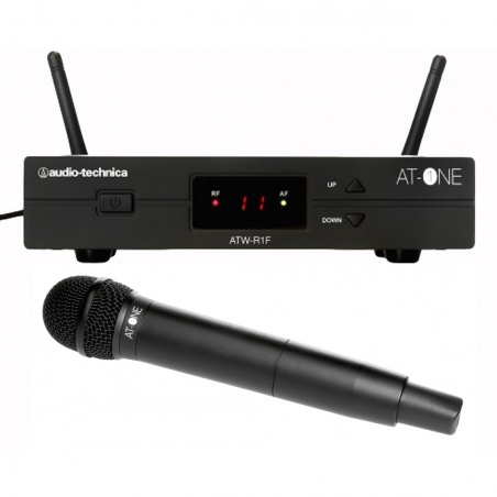 AUDIO-TECHNICA ATW-13F HANDHELD SYSTEM - OUTLET