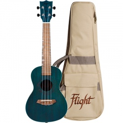 FLIGHT DUC380 TOPAZ UKULELE...