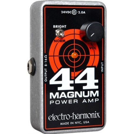 ELECTRO HARMONIX 44 WATT POWER AMP - OUTLET