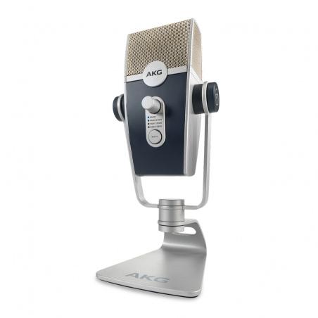 AKG LYRA C-44 USB - Mikrofon wielokapsułowy USB