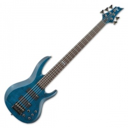 LTD B-155DX SEE THRU BLUE -...