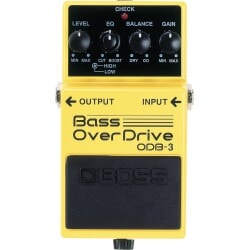 BOSS Bass Overdrive ODB-3
