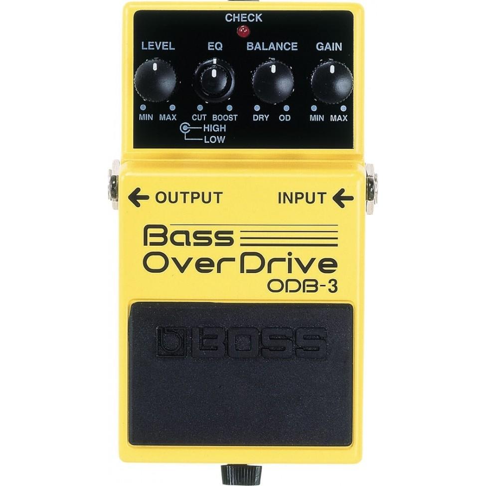 BOSS Bass Overdrive ODB-3
