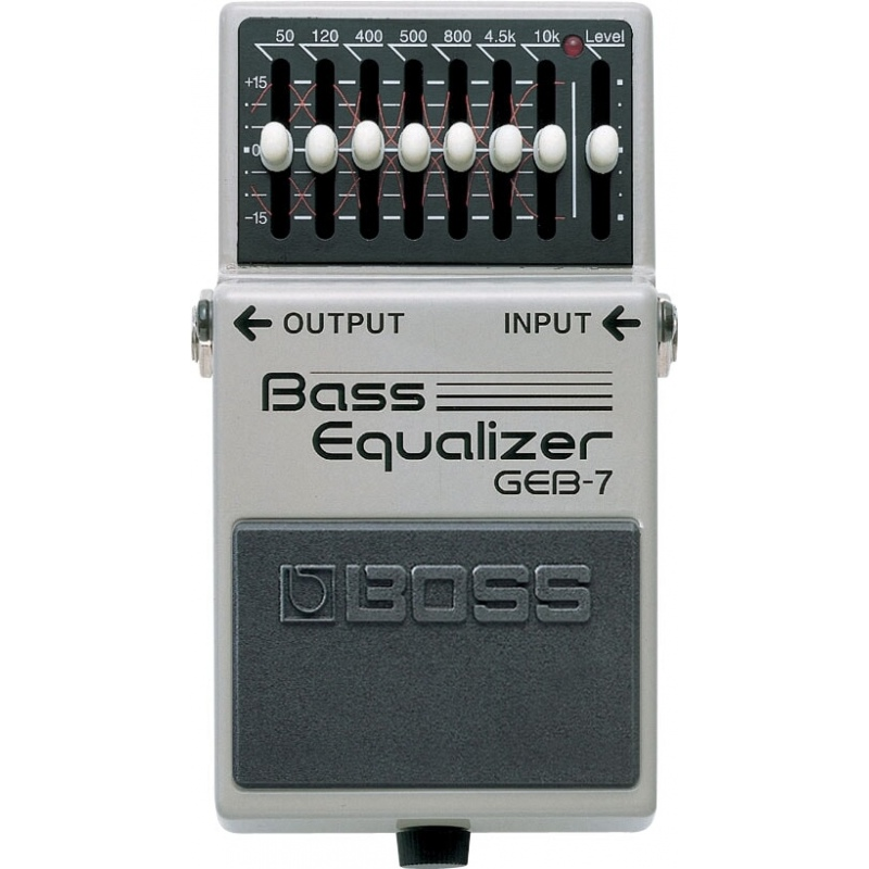 BOSS Bass Equalizer GEB-7