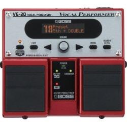 BOSS Vocal Performer VE-20
