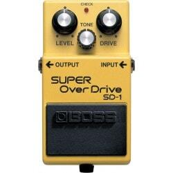 BOSS Super Overdrive SD-1