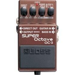 BOSS Super Octave OC-3
