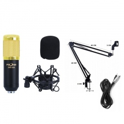 FZONE BM-800 - mikrofon +...