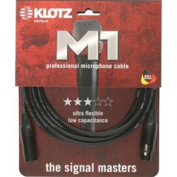 KLOTZ M1KB1FM-0500 - KABEL...