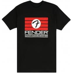 FENDER SCI-FI T-SHIRT BLK L...