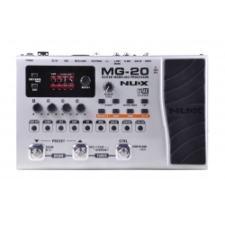 NUX MG-20 MULTIEFEKT - OUTLET