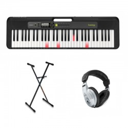 CASIO LK-S250 - KEYBOARD +...