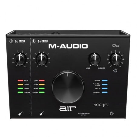 M-AUDIO AIR 192/6 - INTERFEJS AUDIO