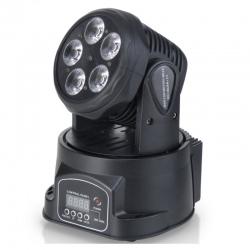 FLASH LED 5X15W 5W1 RGBW+UV...