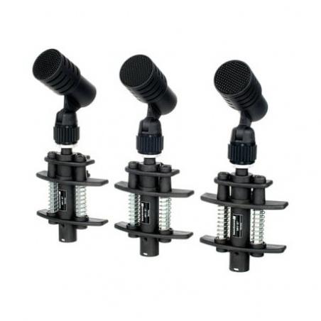 BEYERDYNAMIC TG D35 TRIPLE SET - zestaw mikrofonów dynamicznych